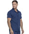 Photograph of Dickies Dynamix Men Men's Button Front Collar Shirt Blue DK820-NAV