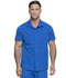 Photograph of Dickies Dynamix Men Men's Button Front Collar Shirt Blue DK820-ROY
