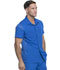 Photograph of Dickies Dynamix Men's Men's Button Front Collar Shirt Blue DK820-ROY