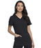 Photograph of Dickies Dickies Balance Mock Wrap Top in Black