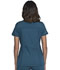 Photograph of Dickies Dickies Balance Mock Wrap Top in Caribbean Blue