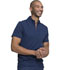 Photograph of Dickies Dickies Dynamix Men's Tuckable Popover Top in Navy