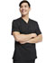 Photograph of Dickies Dickies Balance Men's V-Neck Top in Black