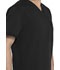 Photograph of Dickies Balance Men Men's Tuckable V-Neck Top Black DK865-BLK