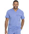 Photograph of Dickies Balance Men Men's V-Neck Top Blue DK865-CIE