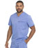 Photograph of Dickies Dickies Balance Men's V-Neck Top in Ciel Blue