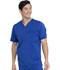 Photograph of Dickies Dickies Balance Men's Tuckable V-Neck Top in Galaxy Blue