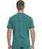 Photograph of Dickies Dickies Balance Men's V-Neck Top in Hunter Green