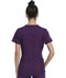 Photograph of Dickies Dickies Balance V-Neck Top in Eggplant