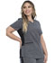 Photograph of Dickies Dickies Balance V-Neck Top in Heather Steel