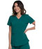 Photograph of Dickies Dickies Balance V-Neck Top in Hunter Green