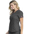 Photograph of Dickies EDS Signature V-Neck Top in Pewter