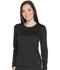Photograph of Dickies Dynamix Long Sleeve Underscrub Knit Tee in Black