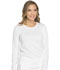 Photograph of Dickies Dynamix Long Sleeve Underscrub Knit Tee in White