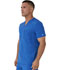 Photograph of Dickies Retro Men's V-Neck Top in Royal