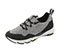 Photograph of Reebok Women's DMXCLOUDRIDE Black on White DMXCLOUDRIDE-BKWH