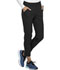 Photograph of Simply Polished Women Mid Rise Tapered Leg Ankle Pant Black EL101-BLK