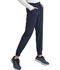 Photograph of Simply Polished Women Mid Rise Jogger Blue EL114P-NAV