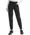 Photograph of Simply Polished Women Mid Rise Jogger Black EL114-BLK