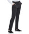 Photograph of Simply Polished Women Mid Rise Straight Leg Drawstring Pant Black EL122-BLK