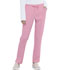 Photograph of Simply Polished Women Mid Rise Straight Leg Drawstring Pant Pink EL122-ROWR