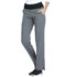Photograph of Simply Polished Women Mid Rise Straight Leg Pull-on Pant Gray EL130P-HGY
