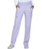 Photograph of Simply Polished Women Mid Rise Straight Leg Pull-on Pant Purple EL130P-LILS