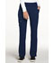 Photograph of Simply Polished Women's Mid Rise Straight Leg Pull-on Pant Blue EL130P-NAV