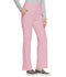 Photograph of Simply Polished Women Mid Rise Straight Leg Pull-on Pant Pink EL130P-ROWR