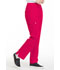 Photograph of Simply Polished Women Mid Rise Straight Leg Pull-on Pant Red EL130T-RUE
