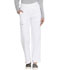 Photograph of Simply Polished Women Mid Rise Straight Leg Pull-on Pant White EL130T-WHT