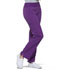 Photograph of Simply Polished Women Mid Rise Straight Leg Pull-on Pant Purple EL130-ABG