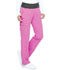 Photograph of Simply Polished Women Mid Rise Straight Leg Pull-on Pant Purple EL130-BRPK