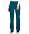 Photograph of Simply Polished Women's Mid Rise Straight Leg Pull-on Pant Blue EL130-CAR