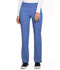 Photograph of Simply Polished Women's Mid Rise Straight Leg Pull-on Pant Blue EL130-CIE