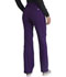 Photograph of Simply Polished Women Mid Rise Straight Leg Pull-on Pant Purple EL130-EGG