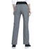 Photograph of Simply Polished Women Mid Rise Straight Leg Pull-on Pant Gray EL130-HGY