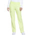 Photograph of Simply Polished Women's Mid Rise Straight Leg Pull-on Pant Green EL130-LISO