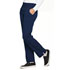 Photograph of Simply Polished Women Mid Rise Straight Leg Pull-on Pant Blue EL130-NAV