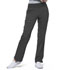 Photograph of Simply Polished Women Mid Rise Straight Leg Pull-on Pant Gray EL130-PWT