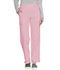 Photograph of Simply Polished Women's Mid Rise Straight Leg Pull-on Pant Pink EL130-ROWR