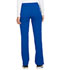 Photograph of Simply Polished Women Mid Rise Straight Leg Pull-on Pant Blue EL130-ROY