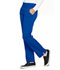 Photograph of Simply Polished Women's Mid Rise Straight Leg Pull-on Pant Blue EL130-ROY