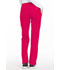 Photograph of Simply Polished Women's Mid Rise Straight Leg Pull-on Pant Red EL130-RUE