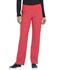 Photograph of Simply Polished Women's Mid Rise Straight Leg Pull-on Pant Orange EL130-SFLA