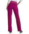 Photograph of Simply Polished Women Mid Rise Straight Leg Pull-on Pant Red EL130-SORO