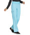 Photograph of Simply Polished Women's Mid Rise Straight Leg Pull-on Pant Blue EL130-TRQ