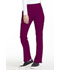 Photograph of Simply Polished Women Mid Rise Straight Leg Pull-on Pant Red EL130-WIN