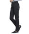 Photograph of Simply Polished Women's Mid Rise Tapered Leg Pull-on Pant Black EL145-BLK