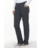 Photograph of Simply Polished Women Mid Rise Tapered Leg Drawstring Pant Gray EL150-PWT